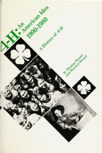 Cover photo for 4-H Skills and History