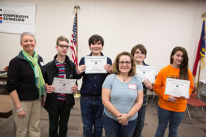 Cover photo for Jackson County 4-H Horse Bowl Team Wins First Place at District Competition