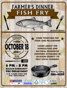 Cover photo for Farmer's Fish Fry Dinner