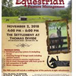 Equestrian Pasture Management Workshop flyer image