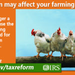 Tax reform flyer image