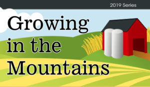 Growing in the Mountains logo