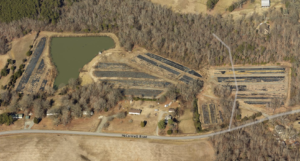 Cover photo for 20 Acres, Nineteen 100' Hoop Houses, Irrigation, Social Enterprise Business Partnership for Local Food Production Available, Guilford County
