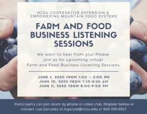 Farm & Food Business Sessions