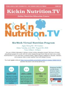 Cover photo for Kickin Nutrition TV